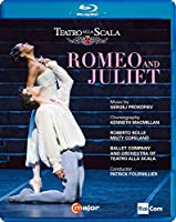 Romeo & Juliet(Prokofiev): Bolle Copeland Sutera Zeni Scala Ballet