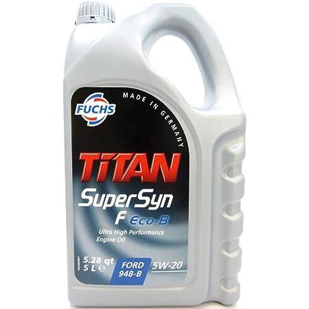 Fuchs 5 Liter Titan Supersyn F Eco B Sae 5w 20 Auto