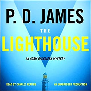 The Lighthouse audiobook cover art