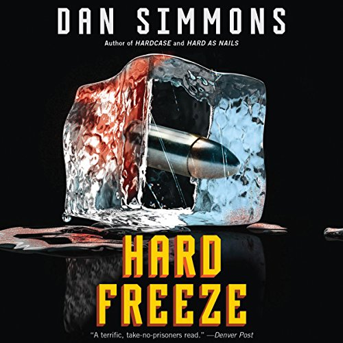 Hard Freeze audiobook cover art