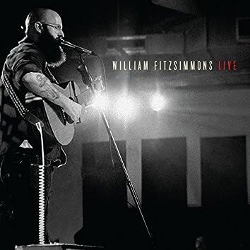 William Fitzsimmons Live