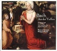 Bach, J.S.: Aus der Tiefe by Ricercar Consort (2009-03-10)