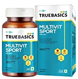 TrueBasics Multivit Sport One Daily, Multivitamins, Multiminerals, Anti-oxidants, Amino Acids with Joint