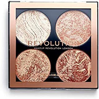 Makeup Revolution Cheek Kit Don't Hold Back, Multicolor, 8 g