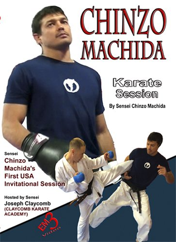Chinzo Machida Karate Session