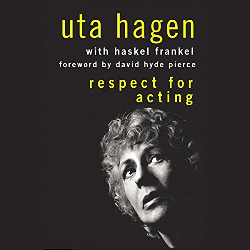 Respect for Acting, 2nd Edition cover art