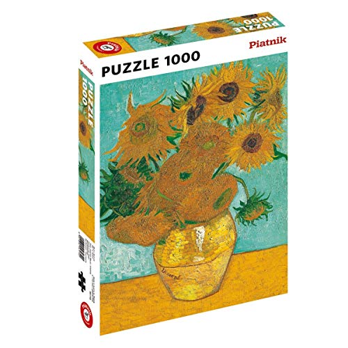 Piatnik V.Van Gogh Sonnenblumen 1000 Teile
