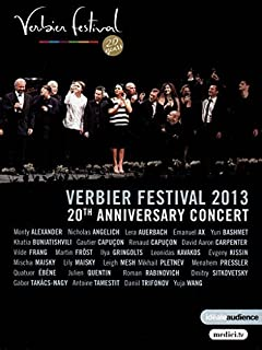 Verbier Festival 20th Anniversary Concert Edition by Monty Alexander