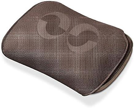 beurer Unisex MG147çok amaçlı Shiatsu masaj yastık, kahverengi, orta