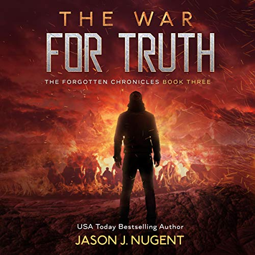 The War for Truth cover art