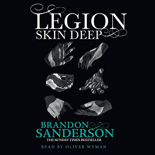 Legion: Skin Deep audiobook cover art