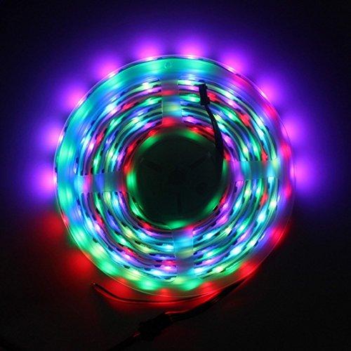 HER WS2801 LED Ambilight Ambi Kette Raspberry Adalight Boblight 5050 32 LEDs/m