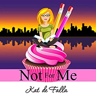 Not for Me audiobook cover art