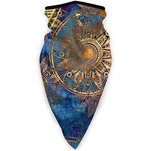 July Bohemia Style Neck Gamas sjaal Sun UV-stofbescherming gezichtsmasker winddicht ademende bandana bivakmutsen