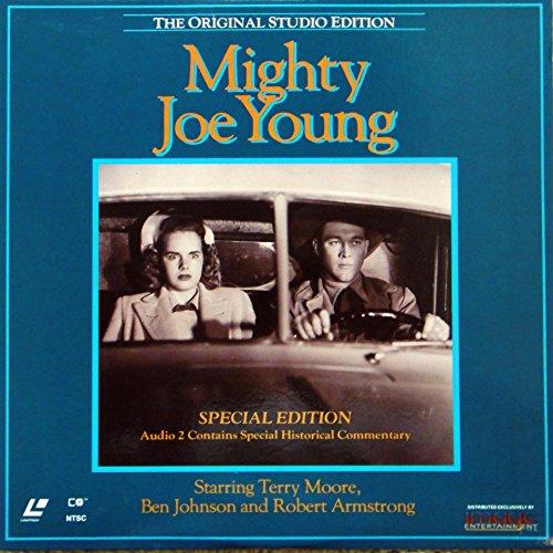 Mighty Joe Young (1949) LASERDISC (Full Screen Format) Format: Laserdisc