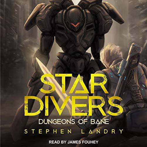 Star Divers audiobook cover art