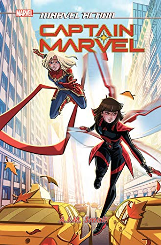 Marvel Action 2: Captain Marvel: A.I.M. Small: Book Two