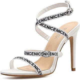 37 Mujer Zapatos Amazon Para Tacón De esLetras sdthrQ