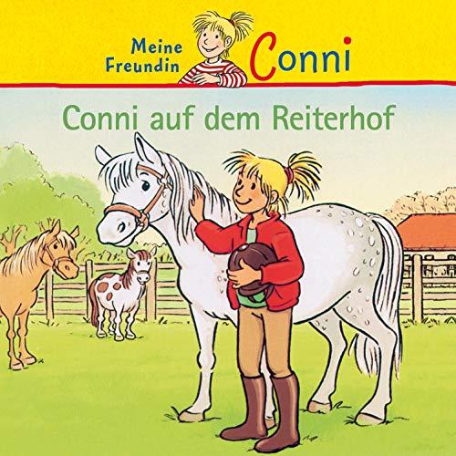 Conni auf dem Reiterhof cover art