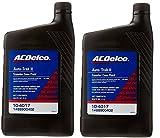 ACDelco 10-4017 Auto-Trak II Transfer Case Fluid - 33.8 oz (2 Pack)