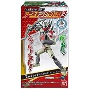 仮面ライダー鎧武 アームズアクション鎧武3 10個入 BOX (食玩・清涼菓子)