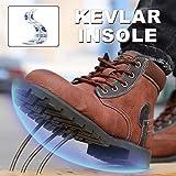 Immagine 2 tqgold scarpe antinfortunistica uomo stivali