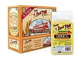 Organic Medium Grind Cornmeal (24 Ounce (Pack of 4))