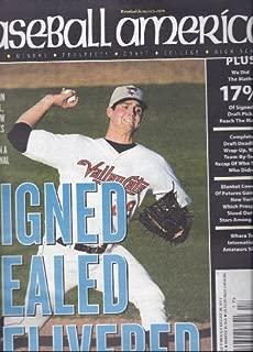 Baseball America Magazine (August 6-20, 2013 (Mark Appel Cover))