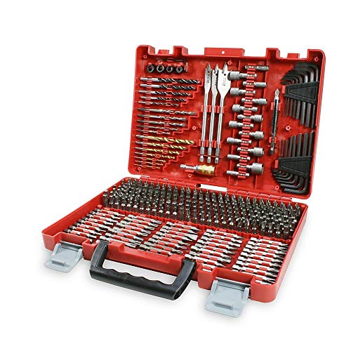 Craftsman 300-Piece Drill and Driving Accessory Kit