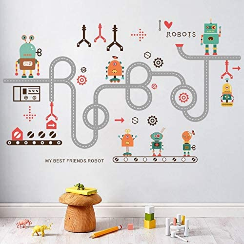 Vxhohdoxs Small Elephants Moon Wall Liv for Stickers Style SEAL limited product 1 year warranty Paint