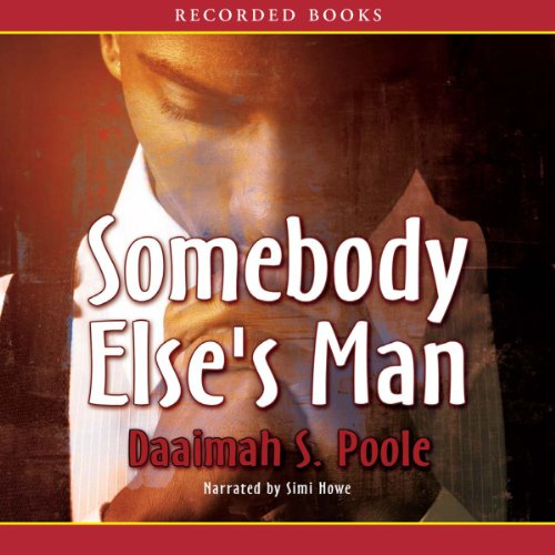 Somebody Else's Man audiobook cover art