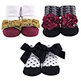 Hudson Baby Baby Girls' Socks Gift Set