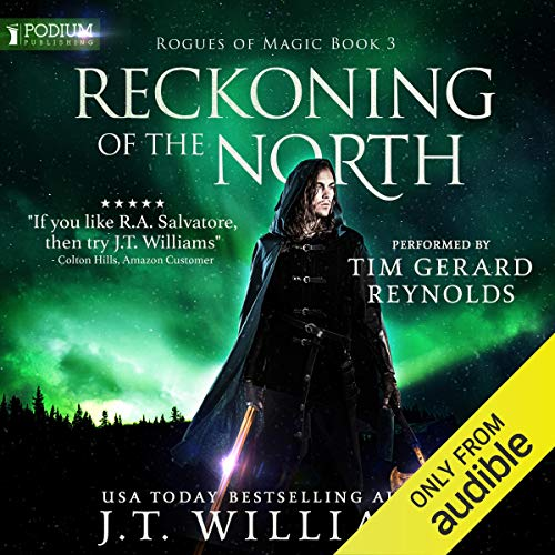 Reckoning of the North Audiobook By J.T. Williams cover art