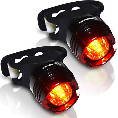 Stupidbright SBR-1 Rear Bike Tail Light
