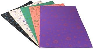 Pryse- Eva Goma Estampada, 5 Unidades, Multicolor, 40 x 60