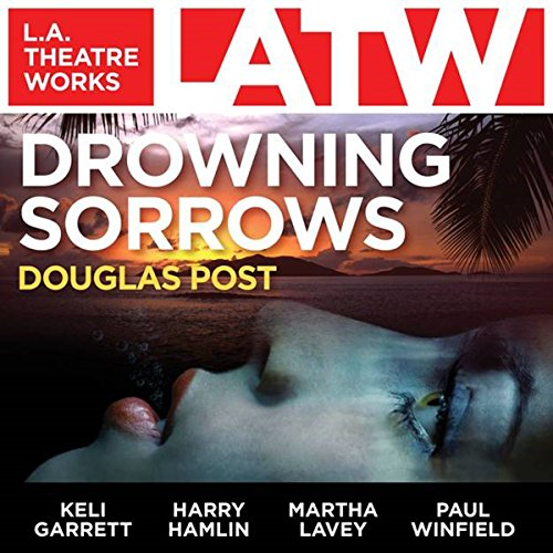 Drowning Sorrows audiobook cover art