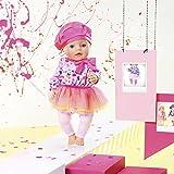 BABY born Fashion 2 assorted Juego de ropita para muñeca - Accesorios para muñecas (Juego de ropita para muñeca, 3 año(s), Multicolor, BABY born, 43 cm, Chica) , color/modelo surtido