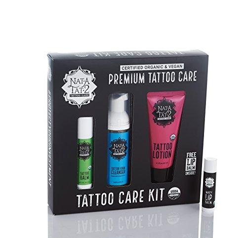 Nat A Tat 2 Kit de cuidado del tatuaje
