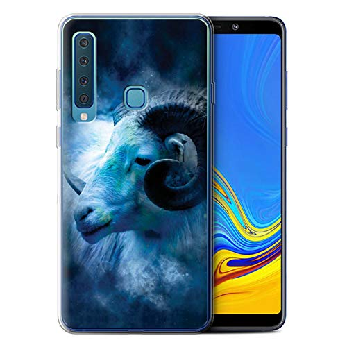 eSwish telefoonhoesje/Cover/Skin/SG-GC/Zodiac Star Sign Collection Samsung Galaxy A9 2018 Aries/Ram