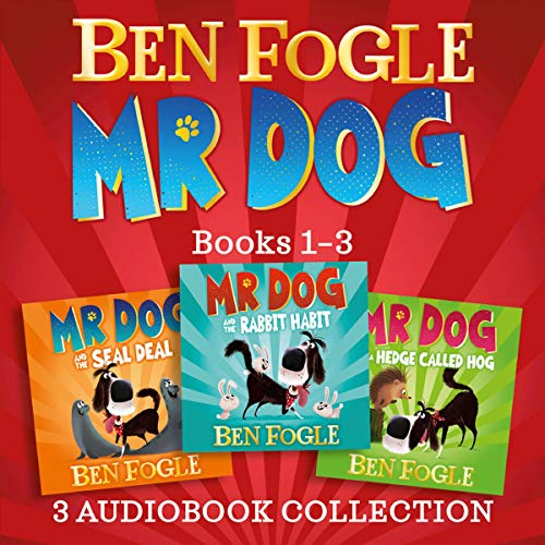 Mr Dog 3-Book Audio Collection cover art