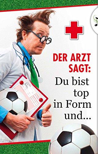 Sü-Verlag B-1804X - Flashlight Soundkarte Fußball im Kopf