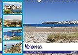 Menorcas unberührte Natur (Wandkalender 2019 DIN A3 quer): Entdecken Sie die schönste Insel der Balearen! (Monatskalender, 14 Seiten )