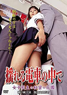 揺れる電車の中で ~女子校生の秘密の花園~(復刻スペシャルプライス版) [DVD]