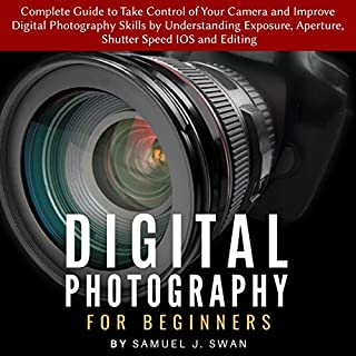 Digital Photography for Beginners cover art