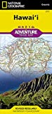 Hawaii (National Geographic Adventure Map, 3111)