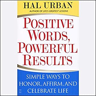 Positive Words, Powerful Results audiobook cover art