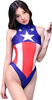 Best captain america womens swimsuit Reviews