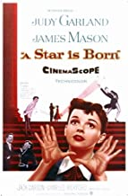 A Star is Born Movie Poster (11 x 17 Inches - 28cm x 44cm) (1954) Style A -(Judy Garland)(James Mason)(Jack Carson)(Tommy Noonan)(Charles Bickford)(Emerson Treacy)