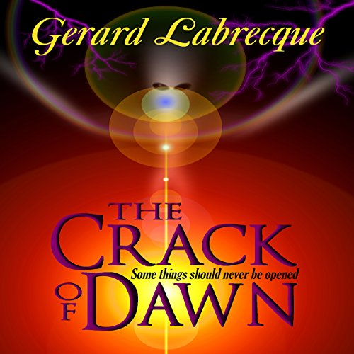 The Crack of Dawn audiobook cover art