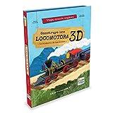 Construye Locomotora 3D. Viaja, conoce, explora. Con maqueta Edic. ilustrado (Español) (Viaja, conoce y explora motor)